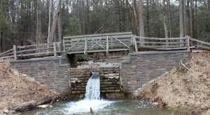 mill creek dam