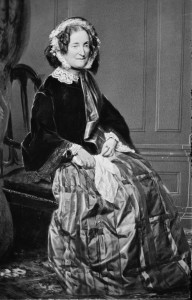 Lydia Sigourney c. 1860